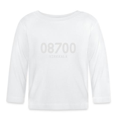 08700 VIRKKALA - Vauvan pitkähihainen paita