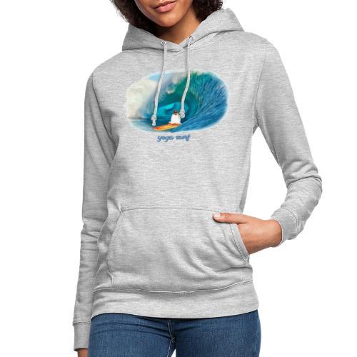 Yoga surf - Luvtröja dam