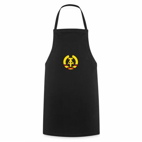 DDR Wappen stilisiert (alleinstehend) - Cooking Apron
