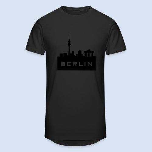 BERLIN BERLIN - Berlin Skyline und Berlin Shirts #Berlin - Männer Urban Longshirt