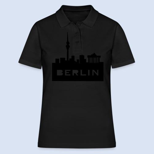 BERLIN BERLIN - Berlin Skyline und Berlin Shirts #Berlin - Frauen Polo Shirt
