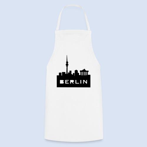 BERLIN BERLIN - Berlin Skyline und Berlin Shirts #Berlin - Kochschürze