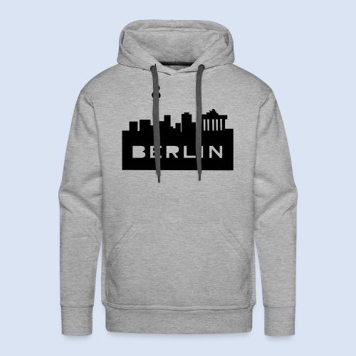 BERLIN BERLIN - Berlin Skyline und Berlin Shirts #Berlin - Männer Premium Hoodie