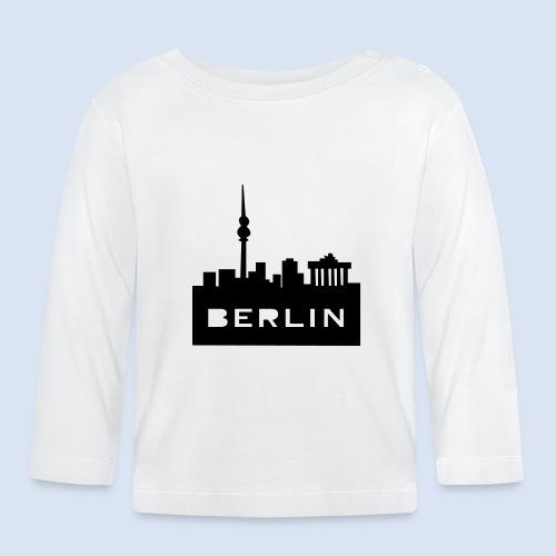 BERLIN BERLIN - Berlin Skyline und Berlin Shirts #Berlin - Baby Langarmshirt