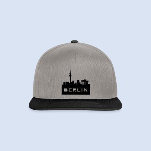 BERLIN BERLIN - Berlin Skyline und Berlin Shirts #Berlin - Snapback Cap