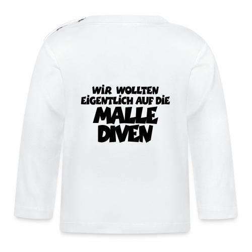 Mallediven Malle Team T-Shirt - Baby Langarmshirt