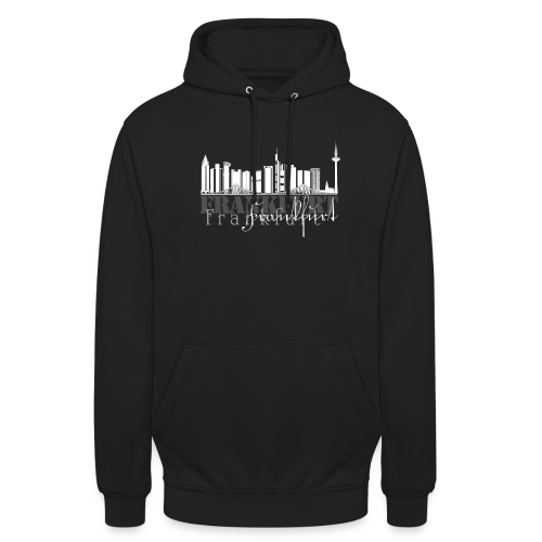 FFM - Frankfurt Skyline - Unisex Hoodie