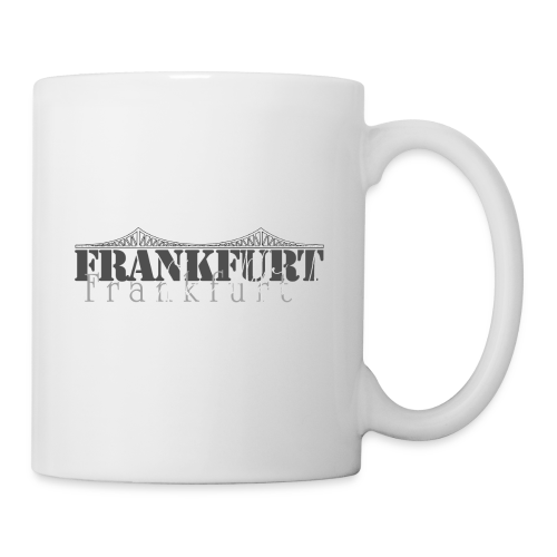 FFM - Frankfurt Skyline - Tasse