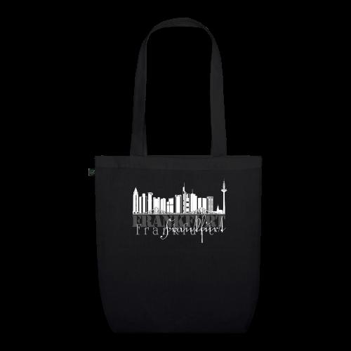 FFM - Frankfurt Skyline - Bio-Stoffbeutel