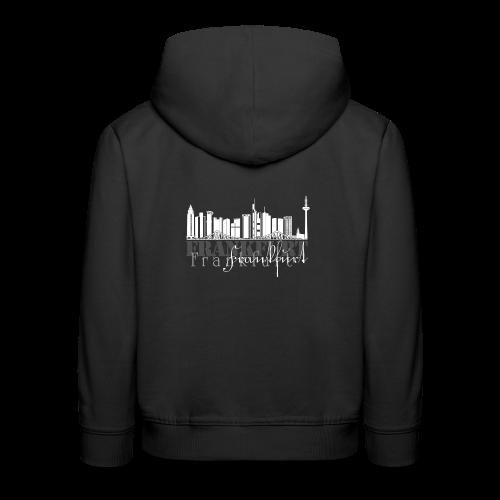 FFM - Frankfurt Skyline - Kinder Premium Hoodie