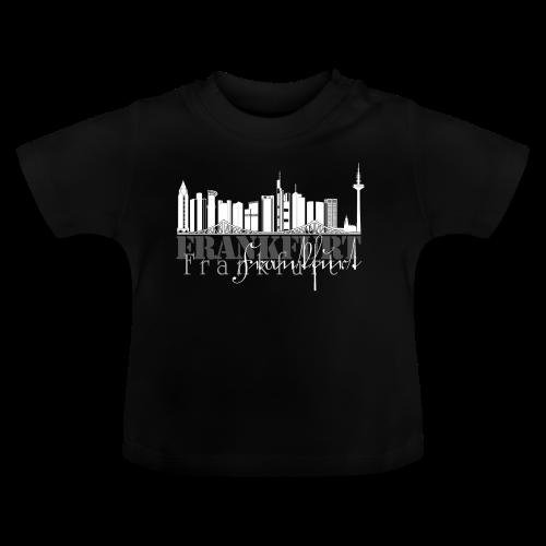 FFM - Frankfurt Skyline - Baby T-Shirt