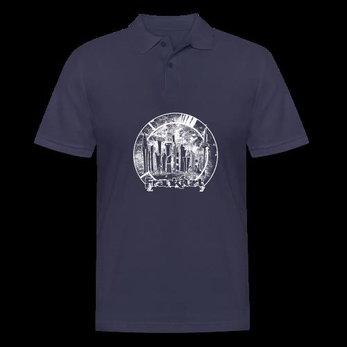 orbi FFM - Männer Poloshirt