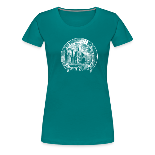 orbi FFM - Frauen Premium T-Shirt