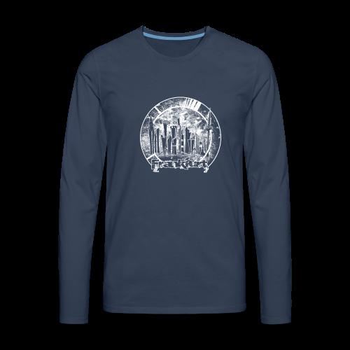 orbi FFM - Männer Premium Langarmshirt