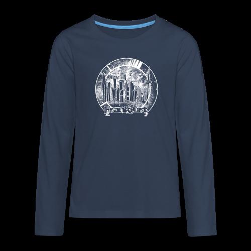 orbi FFM - Teenager Premium Langarmshirt