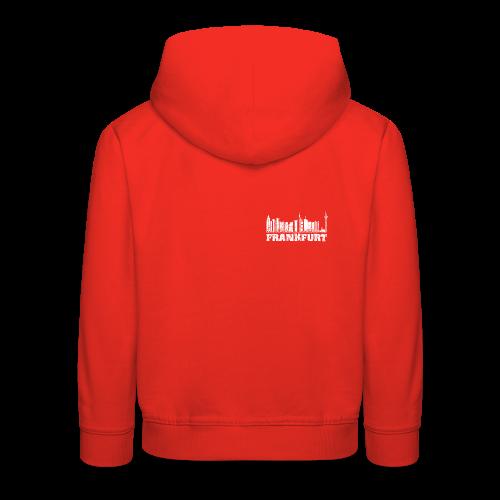 Frankfurt Shirt - Kinder Premium Hoodie