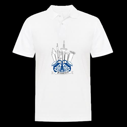 Frankfurt Bembelcity - Männer Poloshirt
