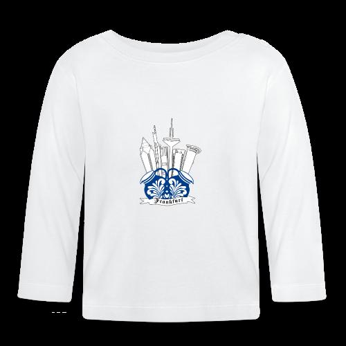 Frankfurt Bembelcity - Baby Langarmshirt