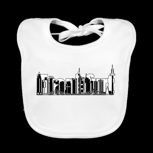Frankfurt Shirt - Baby Bio-Lätzchen