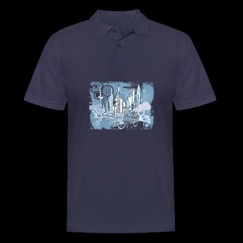 FFM - urban life  - Männer Poloshirt