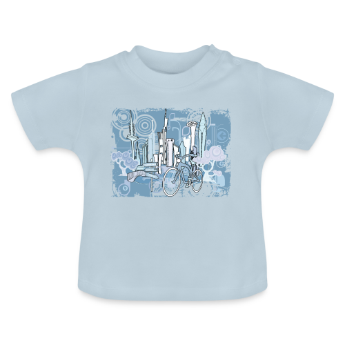 FFM - urban life  - Baby T-Shirt