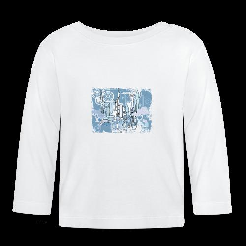 FFM - urban life  - Baby Langarmshirt