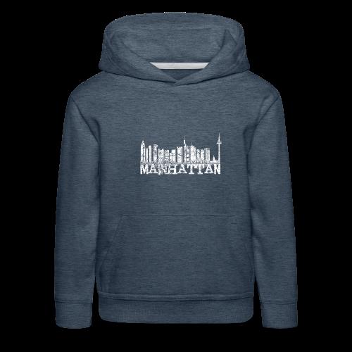 Mainhattan Shirt - Kinder Premium Hoodie