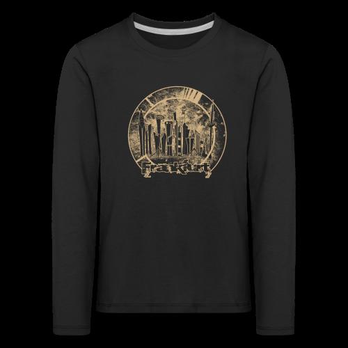 orbi FFM - Kinder Premium Langarmshirt