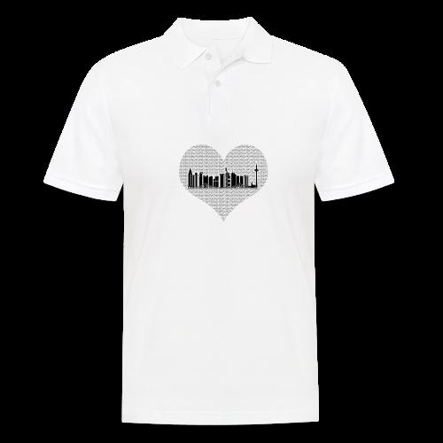 Heartfelt FFM  - Männer Poloshirt