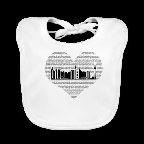 Heartfelt FFM  - Baby Bio-Lätzchen