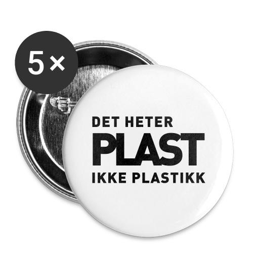 Det heter plast - Liten pin 25 mm