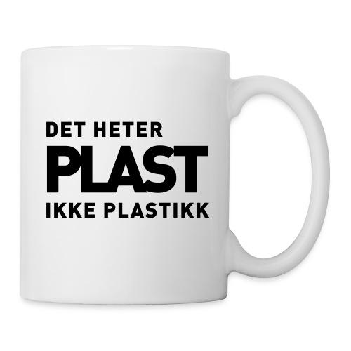 Det heter plast - Kopp