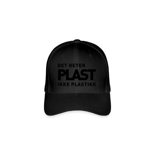 Det heter plast - Flexfit baseballcap