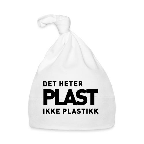 Det heter plast - Babys lue