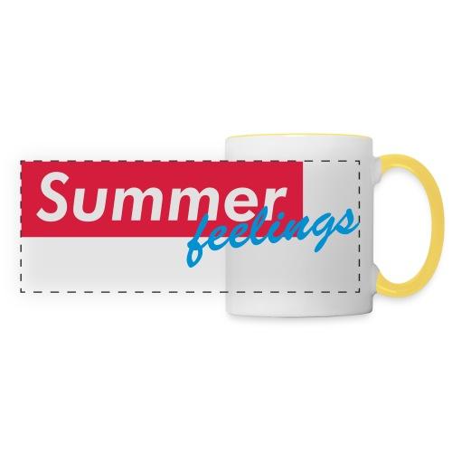Summer feelings - Panoramatasse