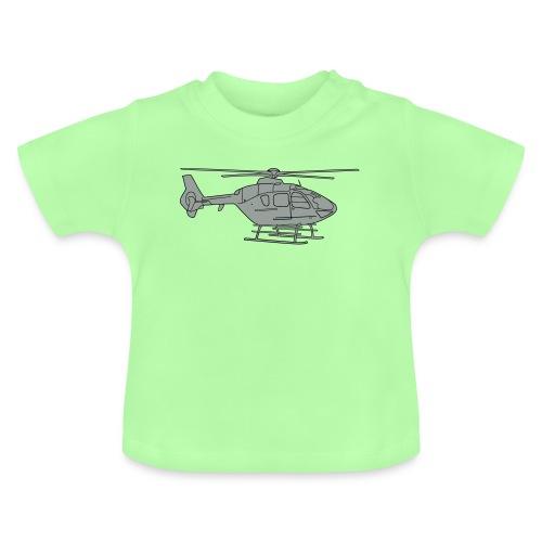 Hubschrauber 2 - Baby T-Shirt