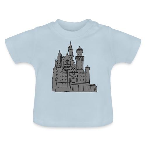 Schloss Neuschwanstein 2 - Baby T-Shirt
