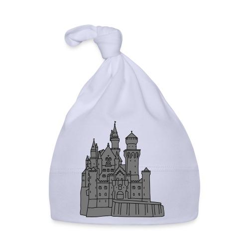 Schloss Neuschwanstein 2 - Baby Mütze