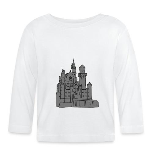 Schloss Neuschwanstein 2 - Baby Langarmshirt