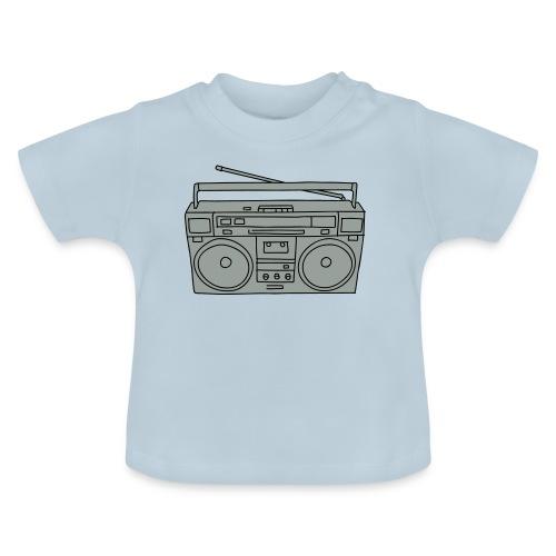 Ghettoblaster 2 - Baby T-Shirt