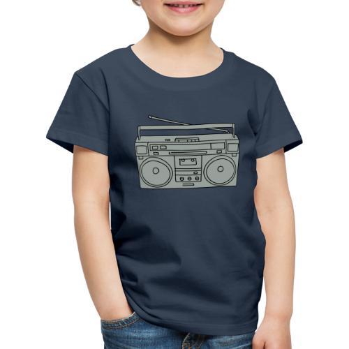 Ghettoblaster 2 - Kinder Premium T-Shirt