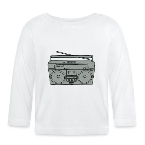 Ghettoblaster 2 - Baby Langarmshirt