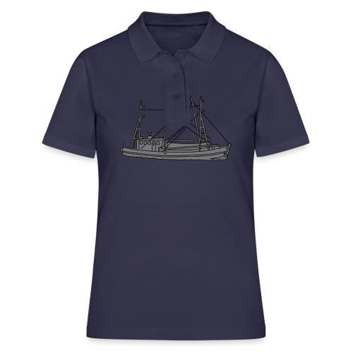 Fischerboot 2 - Frauen Polo Shirt