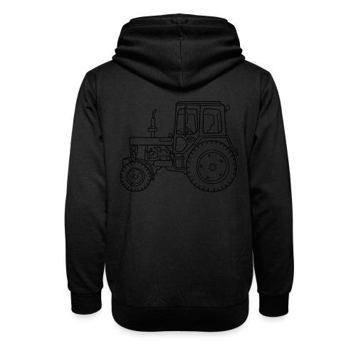 Traktor - Schalkragen Hoodie