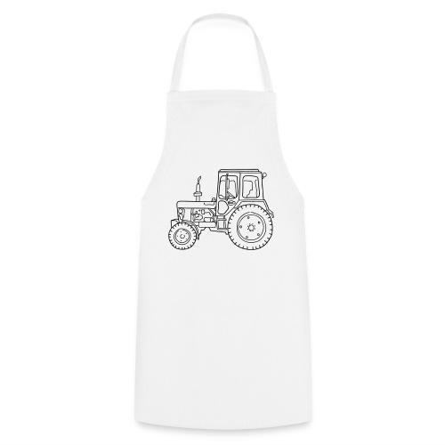 Traktor - Kochschürze