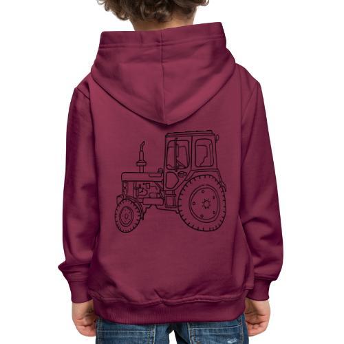Traktor - Kinder Premium Hoodie