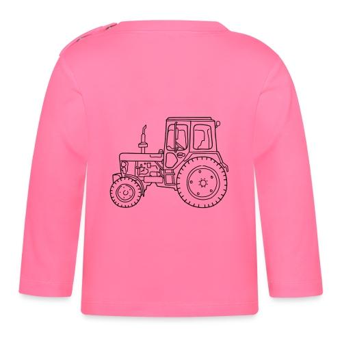 Traktor - Baby Langarmshirt