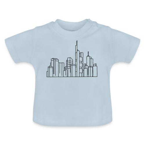 Frankfurt Skyline - Baby T-Shirt