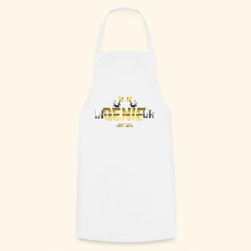 Geschenkidee: cooles Ingenieur-Shirt - Kochschürze