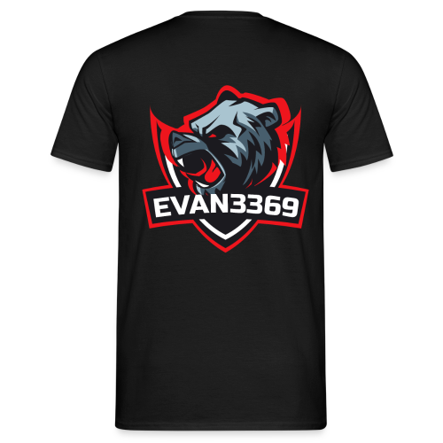 Evan 3369 Grizzly Logo GF Sweat - T-shirt Homme
